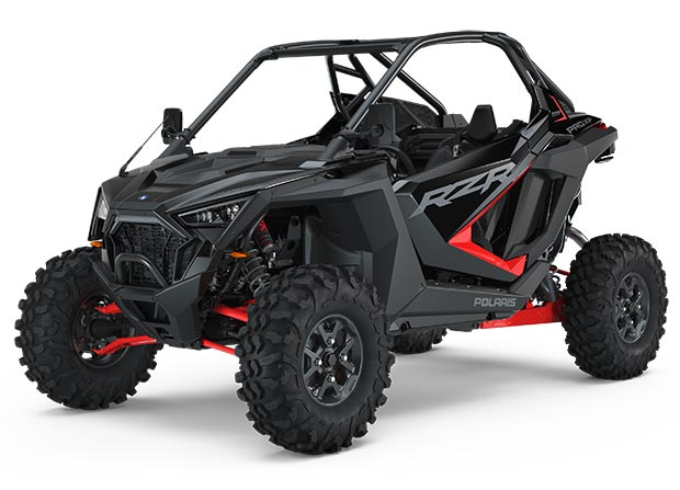 RZR PRO XP® Ultimate black