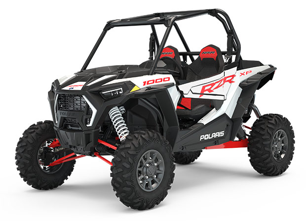 RZR XP® 1000 White MD